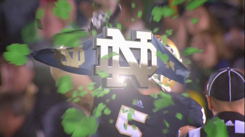 University of Notre Dame 2012: The Undefeated Season DVD TV Spot  - Thumbnail 2