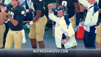 University of Notre Dame 2012: The Undefeated Season DVD TV Spot  - Thumbnail 4
