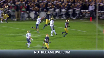University of Notre Dame 2012: The Undefeated Season DVD TV Spot  - Thumbnail 5