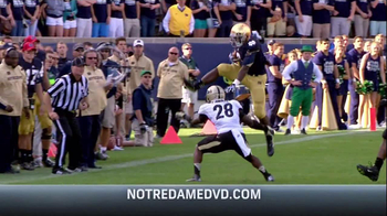 University of Notre Dame 2012: The Undefeated Season DVD TV Spot  - Thumbnail 6