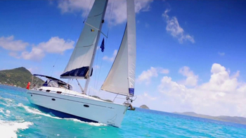 Horizon Yacht Charters TV Spot, 'Escape'