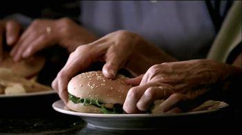 Fixodent TV Spot, 'Burger'