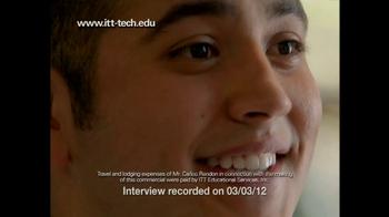 ITT Technical Institute School of Drafting and Design TV Spot, 'Specialist' - Thumbnail 4