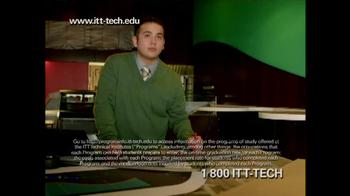 ITT Technical Institute School of Drafting and Design TV Spot, 'Specialist' - Thumbnail 5
