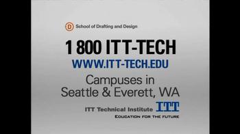 ITT Technical Institute School of Drafting and Design TV Spot, 'Specialist' - Thumbnail 6