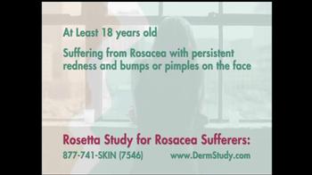Rosetta TV Spot, 'Derm Study' - Thumbnail 6