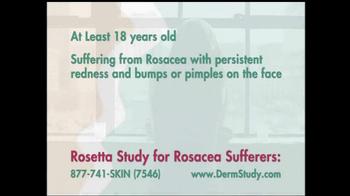 Rosetta TV Spot, 'Derm Study' - Thumbnail 7