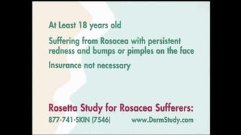Rosetta TV Spot, 'Derm Study' - Thumbnail 8