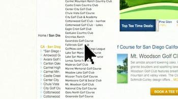 GolfNow.com TV Spot, 'Golf Then' - Thumbnail 9