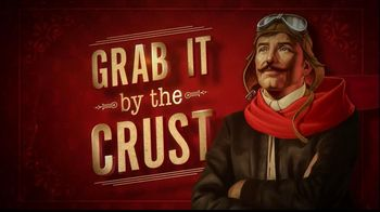 Red Baron TV Spot, 'Grab Life by the Crust'
