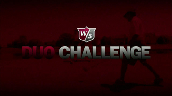 Wilson Staff TV Spot, 'Duo Challange' - Thumbnail 2