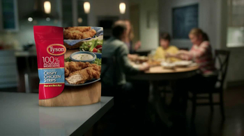 Tyson Chicken Strips TV Spot, 'What They/You Want' - Thumbnail 5