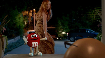 M&M's TV Spot, 'Grab a Bite'