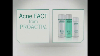 Proactiv TV Spot, 'Acne Fact'