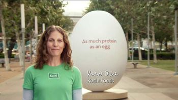 Kashi GOLEAN TV Spot, 'As Much Protein as an Egg'