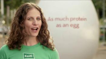 Kashi GOLEAN TV Spot, 'As Much Protein as an Egg'  - Thumbnail 8