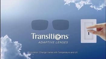 Transitions Adaptive Lenses Vantage and XTRActive TV Spot - Thumbnail 3