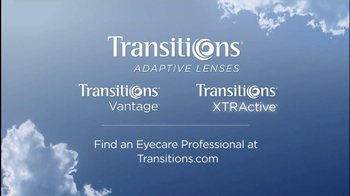 Transitions Adaptive Lenses Vantage and XTRActive TV Spot - Thumbnail 6