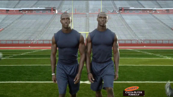 Palmer's TV Spot Featuring Devin McCourty and Jason McCourty