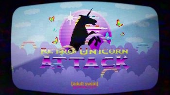 Retro Unicorn Attack: A Bold New Approach thumbnail