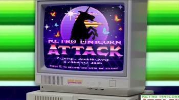 Retro Unicorn Attack TV Spot, 'A Bold New Approach' - Thumbnail 4