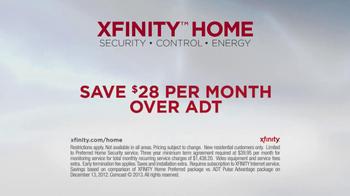 Xfinity Home TV Spot 'Security' - Thumbnail 9
