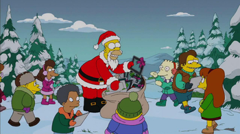 The Simpsons: Tapped Out TV Spot, 'Winter Update' - Thumbnail 2