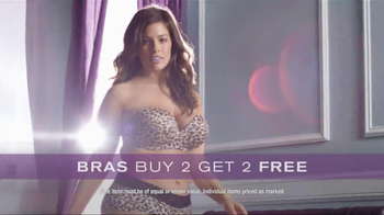 Lane Bryant TV Spot, 'Cacique Semi-Annual Sale' Featuring Ashley Graham - Thumbnail 4