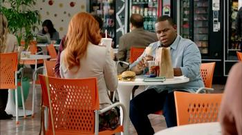 Wendy's Spicy Santa Fe Cheeseburger TV Spot, 'Billion-Degree Burrito' - Thumbnail 1