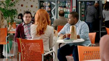 Wendy's Spicy Santa Fe Cheeseburger TV Spot, 'Billion-Degree Burrito' - Thumbnail 8