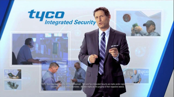 Tyco Integrated Security TV Spot Featuring Steve Young