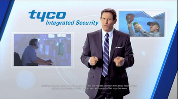 Tyco Integrated Security TV Spot Featuring Steve Young - Thumbnail 8