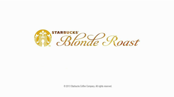 Starbucks Blonde Roast TV Spot, 'New Tastes' - Thumbnail 7