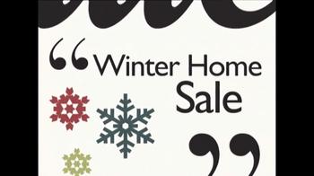 Thomasville Winter Sale TV Spot