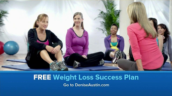 Denise Austin TV Commercial, 'Free Weight Loss Success ...
