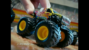 Hot Wheels Monster Jam Triple Blast Arena  TV Spot  - Thumbnail 2