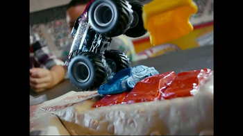 Hot Wheels Monster Jam Triple Blast Arena  TV Spot  - Thumbnail 6