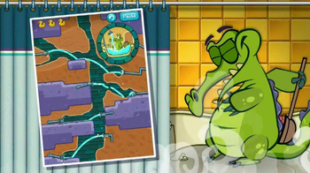 Swampy the Alligator: Where's My Water? TV Spot - Thumbnail 5