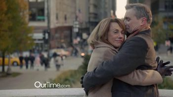 OurTime.com TV Spot, 'Singles Over 50' - Thumbnail 3