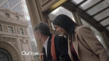 OurTime.com TV Spot, 'Singles Over 50' - Thumbnail 4