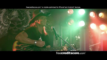 FreeCreditScore.com TV Spot Featuring Bret Michaels - Thumbnail 8
