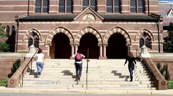 Gallaudet University TV Spot, 'Community'
