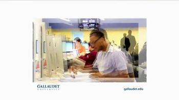 Gallaudet University TV Spot, 'Community' - Thumbnail 2