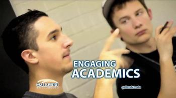 Gallaudet University TV Spot, 'Community' - Thumbnail 3