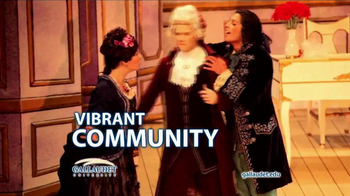Gallaudet University TV Spot, 'Community' - Thumbnail 5