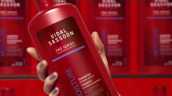 Vidal Sassoon Pro Series TV Spot, 'Salon Quality' - Thumbnail 10