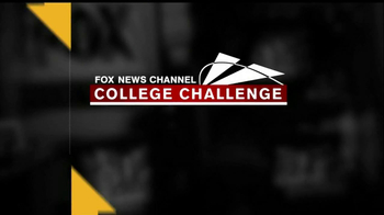 Fox News Channel College Challenge TV Spot  - Thumbnail 9