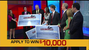Fox News Channel College Challenge TV Spot  - Thumbnail 4