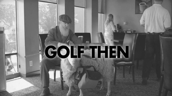 GolfNow.com TV Spot, 'Golf Then: Sheep' - 133 commercial airings