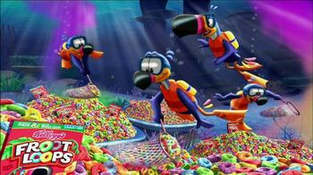 Fruit Loops TV Spot, 'Surf Wagon Game' - Thumbnail 2